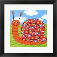 Framed Sita The Snail