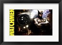 Framed Watchmen - style AK