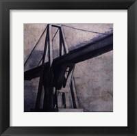 New Found Bridge Framed Print