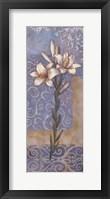 Framed Lilies II