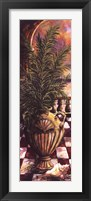 Palm Breezeway I Framed Print