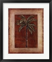 Framed Palm With Border I