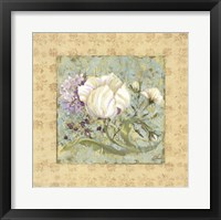 Framed Faded Tulip