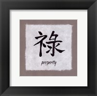 Framed Prosperity