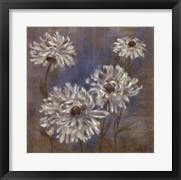 Flowers in Morning Dew II Framed Print