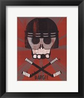 Dangle Framed Print