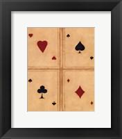 Framed Aces