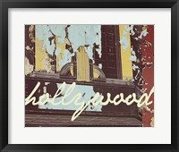 Framed New Hollywood