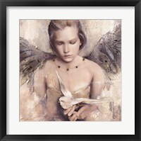 Framed Reverie d'angel