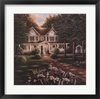 Carolina Evening I Framed Print