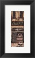 Bistro Framed Print