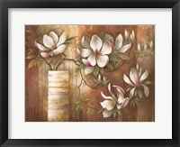 Framed Southern Magnolias