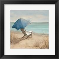 Summer Vacation I Framed Print
