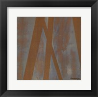 Golden Angle II Framed Print