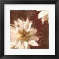 Framed Royal Clematis I