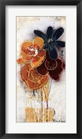 Framed Floral Scents II