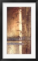 Framed Bamboo Inspirations I