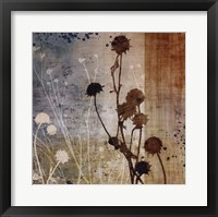 Organic Elements I Framed Print