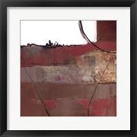 Framed White Resonance II