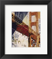 Into Manhattan I Framed Print