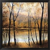 Framed Peaceful River