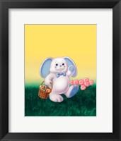Framed Bunny Boy