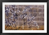 Framed Silver Dogwood