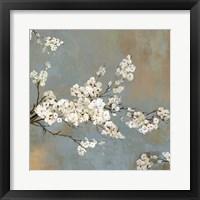 Ode to Spring II Framed Print