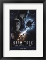 Framed Star Trek XI - style AC