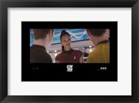 Framed Star Trek XI - style S