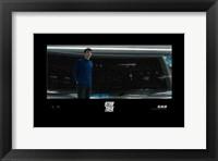 Framed Star Trek XI - style T