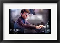 Framed Star Trek XI - style AD