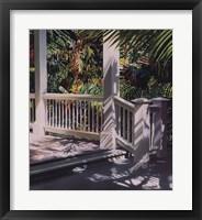 Framed Small Glittering Porch