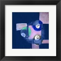 Framed Pool Abstract II