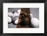 Impressions III Framed Print