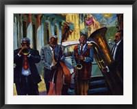 Framed Cuban Celebration