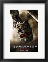 Framed Terminator: Salvation - style I