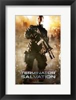 Framed Terminator: Salvation - style G