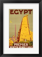 Framed Egypt - Premier