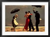 Framed Singing Butler, c.1992