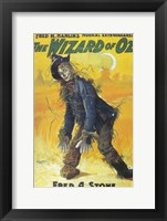 Framed Wizard of Oz (Broadway)
