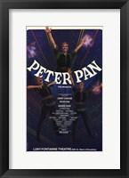 Framed Peter Pan (Broadway)