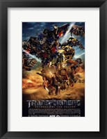 Framed Transformers 2: Revenge of the Fallen - style O