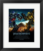 Framed Transformers 2: Revenge of the Fallen - style H