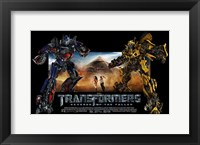 Framed Transformers 2: Revenge of the Fallen - style D