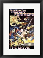 Framed Transformers: The Movie - style C