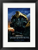 Framed Transformers - style O