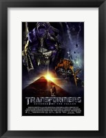 Framed Transformers 2: Revenge of the Fallen - style L