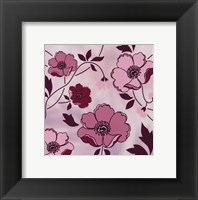 Framed Allure In Pink