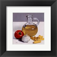 Culinary Art I Framed Print